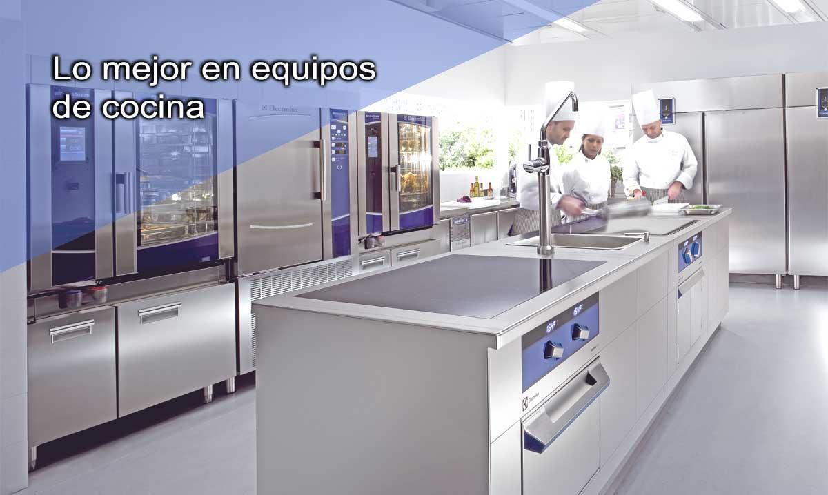 Utensilios para cocina industrial great gallery of for Mobiliario y equipo de cocina